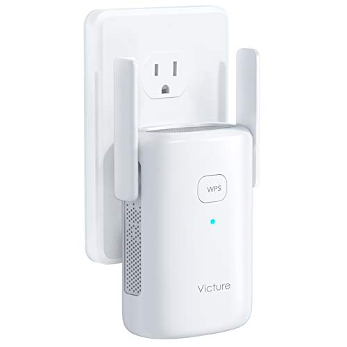 Simple Setup. 1200Mbps WiFi Repeater Wireless Signal Booster White 2.4 /& 5GHz Dual Band WiFi Extender with Ethernet Port WiFi Range Extender