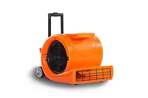 UltraClean Supply Air Mover Blower Floor Fan Carpet Dryer Industrial Commercial w/Handle & Wheels 5000CFM by UltraClean Supply