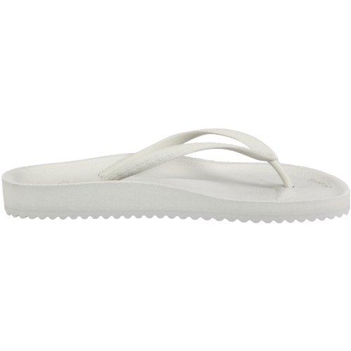 Flip Flop apparel Daybed Pure 30126 - Chanclas de caucho para mujer Gris