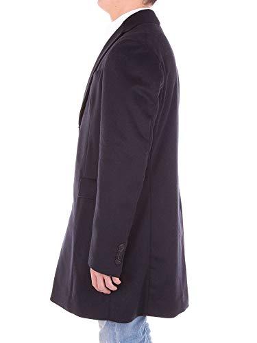 MARTINESE MARTINESE MARTINESE Lana Cappotto Cappotto Cappotto Blu SIDNEY1620BLUE BOTTEGA Uomo P64qq