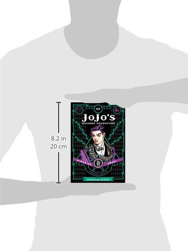 JOJOS BIZARRE ADV PHANTOM BLOOD HC VOL 01 JoJo\'s Bizarre Adventure ...