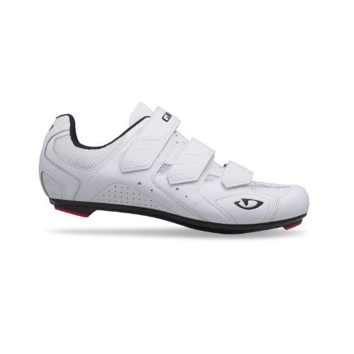 Giro 2013 Mens Treble Road Bike Shoes (White - 43)