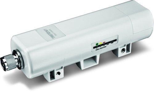 TRENDnet 8 dBi N150 Wireless Outdoor PoE Access Point, TEW-7