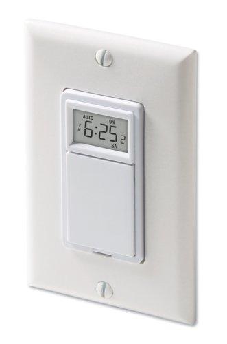 Aube by Honeywell TI033/U 7-Day Programmable Timer Switch, W
