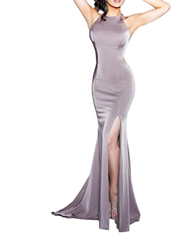 Kleid the Silber Leader Beauty Damen of FxOqFAHw1