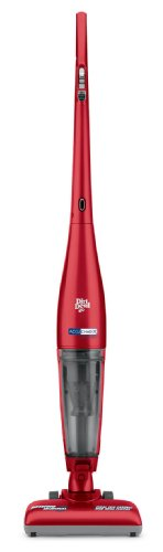 Dirt Devil Vacuum Cleaner Accucharge Cordless 15.6 Volt Bagless Stick Vacuum BD20035RED