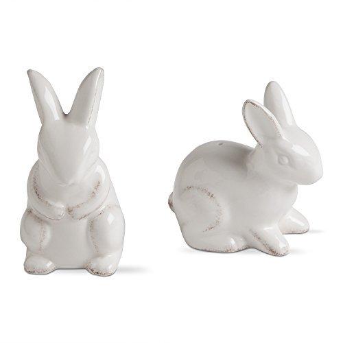 TAG Bunny Friends Salt & Pepper Set of 2 ()