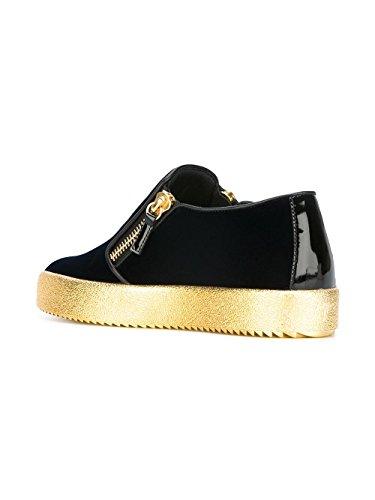 Giuseppe Zanotti Design Lady Rs7007001-mc Blau E Slip On Sneakers