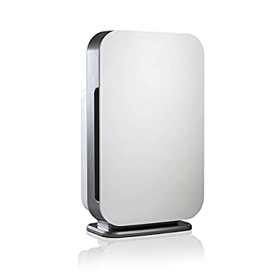 Alen BreatheSmart Flex Air Purifier for Bedrooms & Living Rooms - HEPA Filter for Allergies & Dust - 700 sqft - White