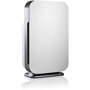 Alen BreatheSmart FLEX Customizable Air Purifier with HEPA-Pure Filter to Remove Allergies and Dust (White, 1-Pack)