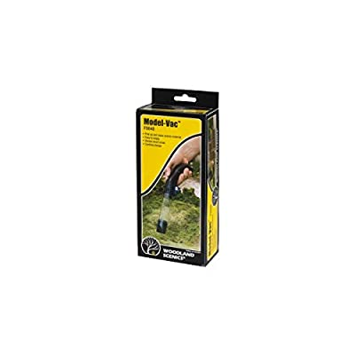 Woodland Scenics FS640 Model-Vac: Toys & Games