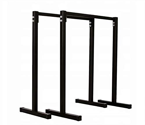 Generisch Dip Station Dip Barren Draagbare Fitness Bar, Workout Pull Up Dip Stand Lichaamspers, Bar Stabilisator…