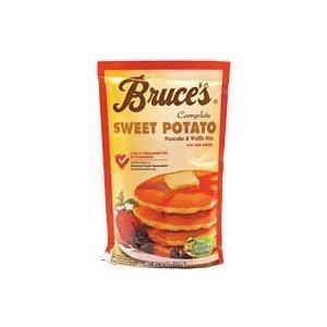 Bruce's Sweet Potato Pancake Mix 6oz - Bruces Sweet Potato