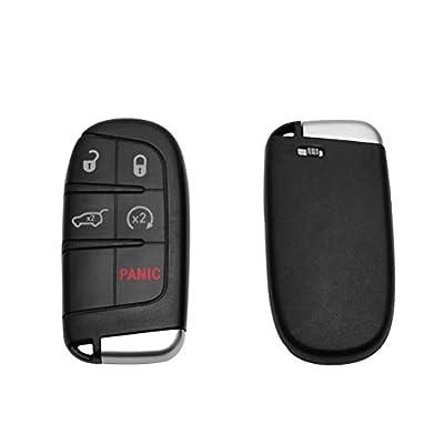VOFONO Car Smart Key Remote Key Fob for Jeep Grand Cherokee 2014 2015 2016 2020 2020 M3N40821302: Automotive
