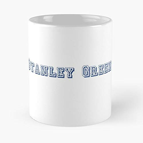 (Stanley Green T Shirt Tee Tshirt Mug -funny Present For My Greatest Boss Male Or Female, Men, Women, Great Office Gift Mugs, Birthday, Leaving, Bold, Cup, 11 Oz)