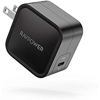 Amazon.com: BROQLI 61W Pebble GaN Tech USB Type C Port ...
