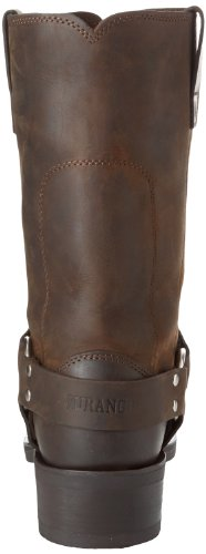 Marrone Head Brown Cowboy da Distressed Durango West Pelle Stivale Marron 4wHcYqd