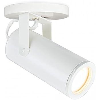Amazon.com: WAC Lighting ME-808LED-WT LED Monopoint 808