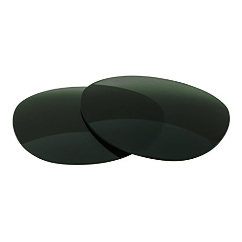 LenzFlip Replacement Lenses for Ray Ban Jackie Ohh RB4101 (58mm) Sunglass Frame - G15 Green - Ray Have Glass All Do Bans Lenses
