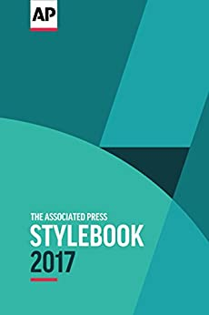 The Associated Press Stylebook 2017 by [The Associated Press]