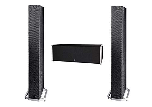 Definitive Technology Speaker Bundle with (2) BP9040 and (1) CS9040