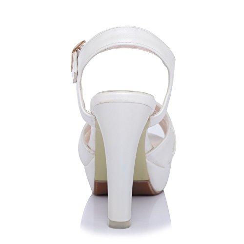 36 Blanc Ouvert Bout Femme Aimint 5 EYR00277 Blanc wxpzqP7OP