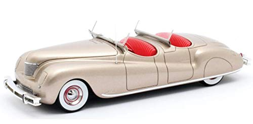 Chrysler Newport Dual Cowl Phaeton Lebaron (1941) Resin Model Car
