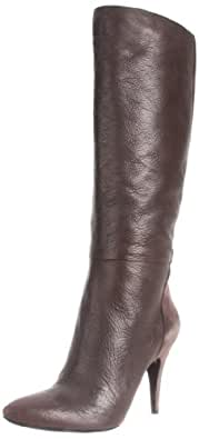 Jessica Simpson Women's Naveens Knee-High Boot,Smokey Taupe/Charcoal,5.5 M US