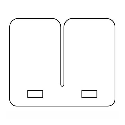 Moto Tassinari Replacement Reed Petals for Delta 3 Reed Valve 3P412H by Moto Tassinari (Image #1)