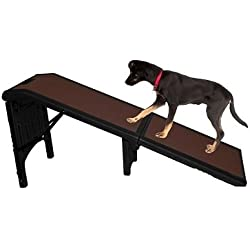 Domestic Pet Dog Ramps Standing Extra Wide Pet Ramp Free Affection by PetsRFriends