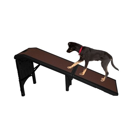 Domestic Pet Dog Ramps Standing Extra Wide Pet Ramp Free Affection