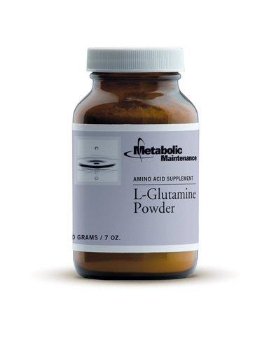 Metabolic Maintenance - L-Glutamine Powder 200 gms