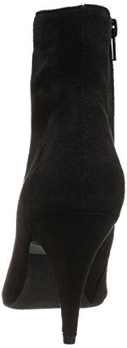 Carlos Di Carlos Santana Womens Mandarin Fashion Boot Black