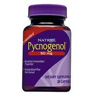 Natrol Pycnogenol 50mg Capsules
