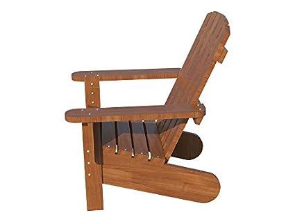 Amazon.com : Adirondack Chair Plans DIY Patio Lawn Deck ...