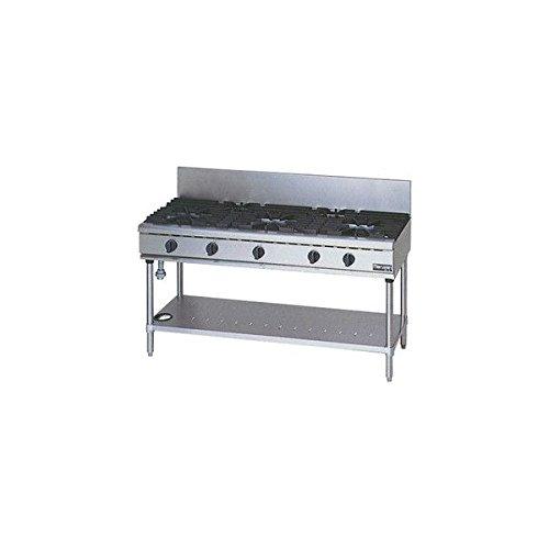 マルゼン(maruzen) NEW パワークック ガステーブル 都市ガス W1500×D750×H800×B200mm RGT-1573C   B01N25KXU8