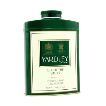 Valley Talc (Yardley Lily Of The Valley Pefrumed Talc - 200g/7oz)