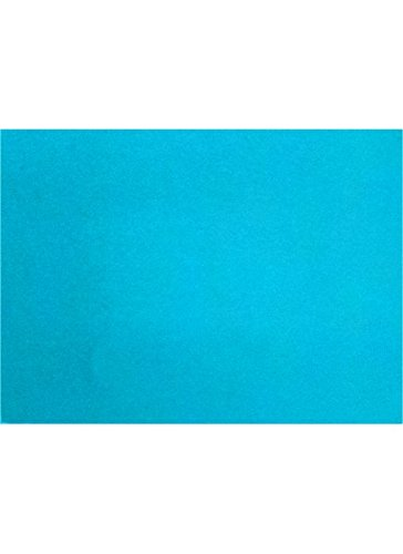 A1 Notecards (3 1/2 x 4 7/8) - Trendy Teal (1000 Qty.) by Envelopes.com