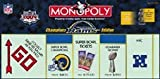 Monopoly St. Louis Rams Super Bowl XXXIV Edition