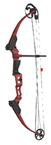 GENESIS MINI RIGHTHAND BOW-RED