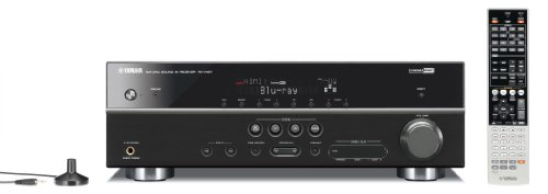 Yamaha RX-V467 5.1-channel AV Receiver - 4 in/1 out 1.4 HDMI