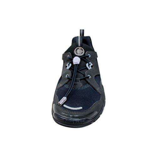 Nike Womens Huarache Light 2011 Antraciet Zwart Paars 434225-050 Antraciet / Zwart-provincie Paars