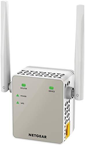 Netgear EX6120 Repetidor de red Wifi