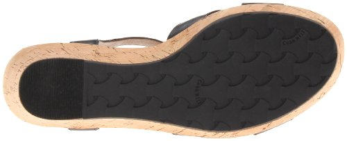 Wedge Black Women's Cobb Sandal Rockport Hill Naomi OWTwgfp1