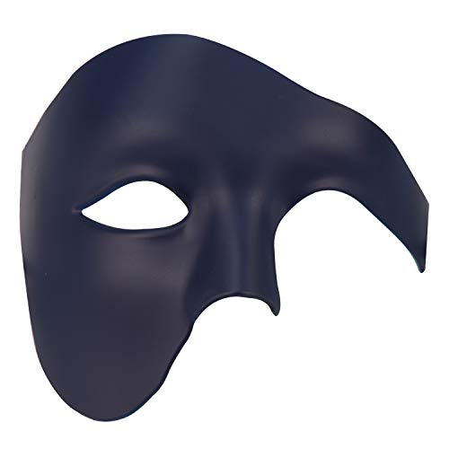 Phantom of The Opera Mask Venetian Masquerade Mask Vintage Half Face Masquerade Mask -