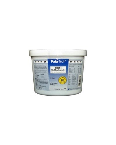 CANINE F.A. / Plus Granules by Pala-Tech – 650 grams, My Pet Supplies