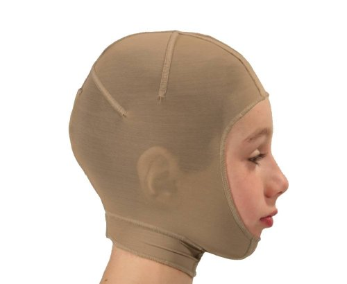 Redi Fit Open Face Mask, XLarge, Tan