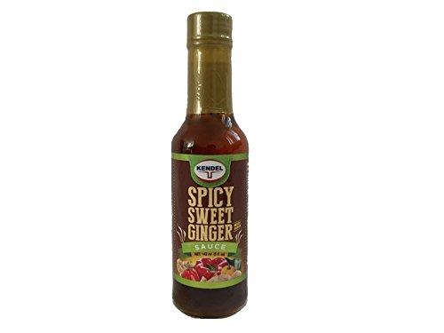 (Kendel Spicy Sweet Ginger Sauce, 5 oz)