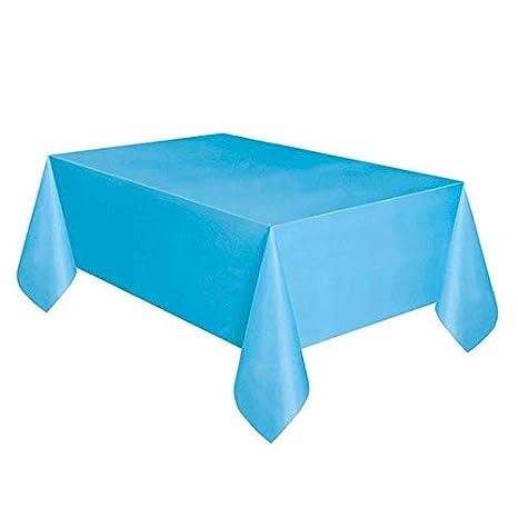 ZUOZUO Mantel 11 colores opcional mantel de cumpleaños ...