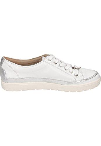 Ville Caprice Femme 9 104 à de Chaussures Pour 9 Weiß Lacets 23654 20 WPFwPTCfqR